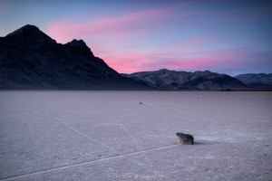 The Racetrack Playa, Death Valley (USA, 2017)