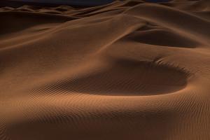 Mesquite Dunes, Death Valley (USA, 2017)