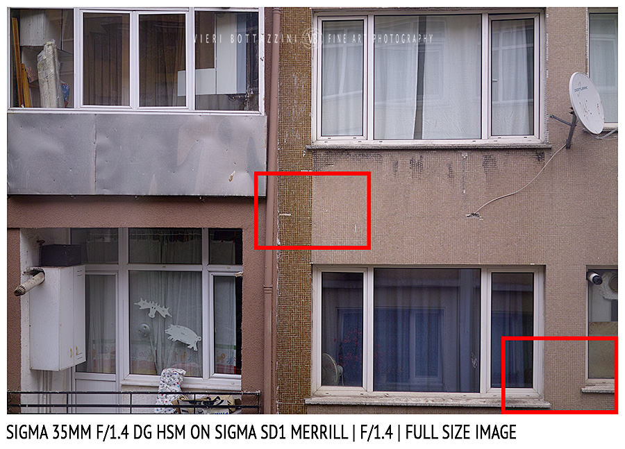 Sigma 35mm f/1.4 DG HSM | Full Image | f/1.4