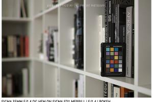 Sigma 35mm f/1.4 DG HSM | Bokeh | f/1.4