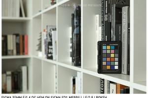 Sigma 35mm f/1.4 DG HSM | Bokeh | f/2.8