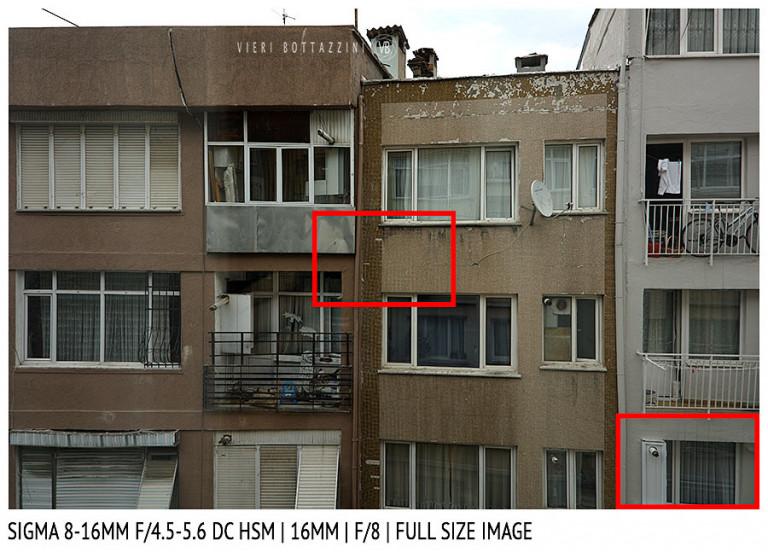 Sigma 8-16mm f/4.5-5.6 DG HSM | 16mm | Full Image | f/8