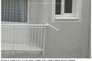 Sigma 8-16mm f/4.5-5.6 DG HSM | 12mm | Corner | f/8