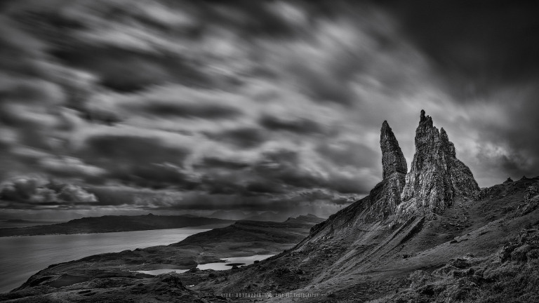 The Old Man of Storr (Scotland, 2016)