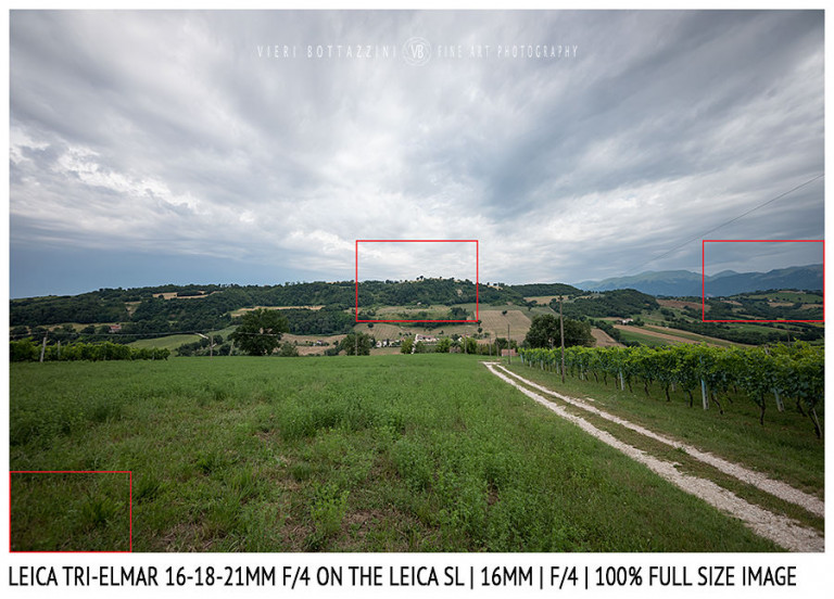 Leica Tri-Elmar-Elmar 16-18-21mm f/4 | 16mm | Infinity | Full Image | f/4