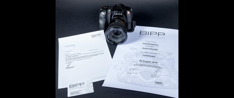 Vieri Bottazzini is Associate of the BIPP