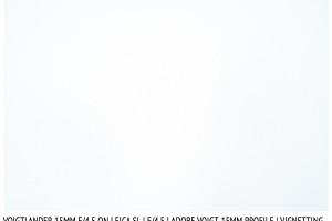 Voigtlander Super Wide-Heliar 15mm III | Vignetting Corrected | f/4.5