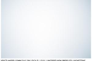 Voigtlander Super Wide-Heliar 15mm III | Vignetting | f/11