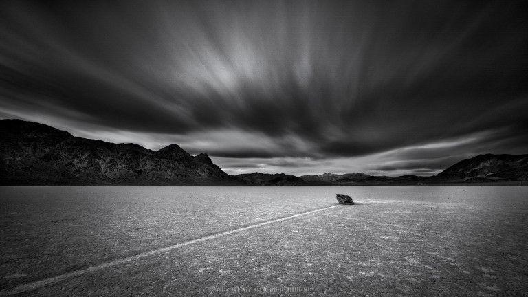 The Racetrack (Death Valley, USA, 2017)