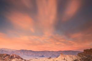 Zabriskie Point (Death Valley, USA, 2017)