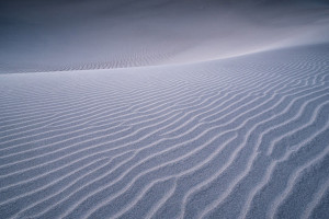 Mesquite Dunes (Death Valley, USA, 2017)