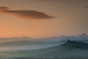 Val d'Orcia (Italy, 2017)