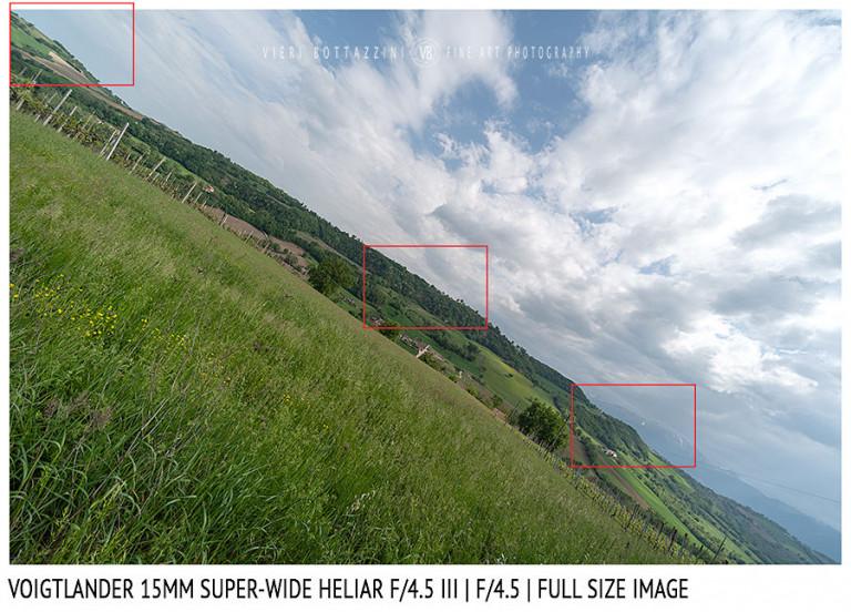 Voigtlander Super-Wide Heliar 15mm | Full Image | f/4.5