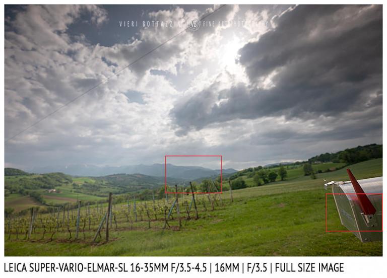 Leica Super-Vario-Elmar-SL 16-35mm | 16mm | Full image | f/3.5