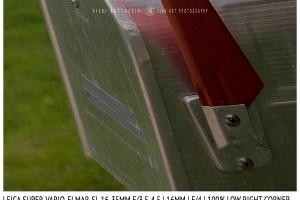 Leica Super-Vario-Elmar-SL 16-35mm | 16mm | Low Right | f/4
