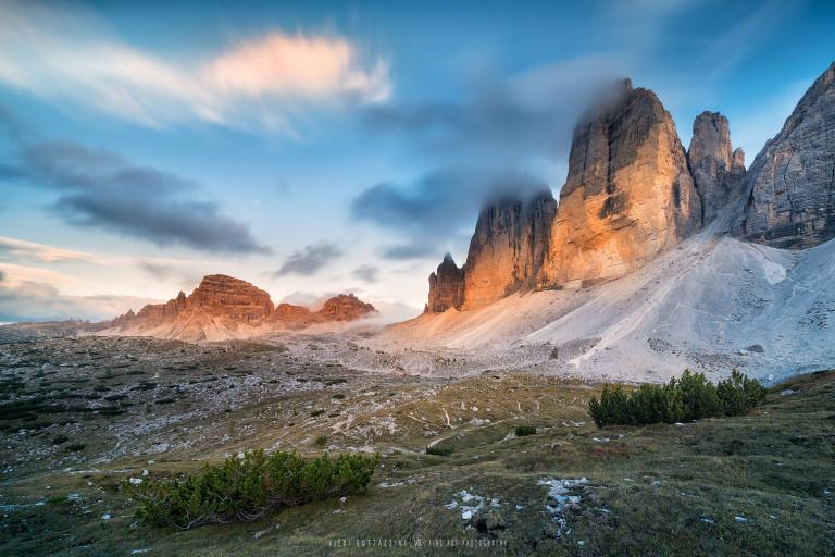 Tre Cime di Lavaredo, Dolomites (Italy, 2018)
