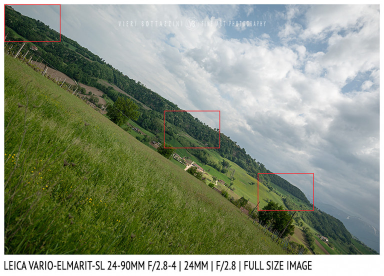 Leica Vario-Elmarit-SL 24-90mm | 24mm | FUll Image | f/2.8