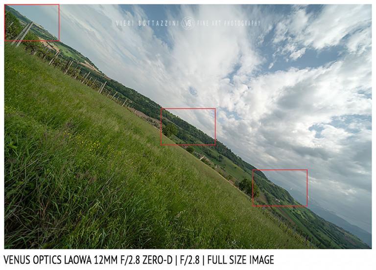 Venus Optics Laowa 12mm Zero-D | Full Image | f/2.8