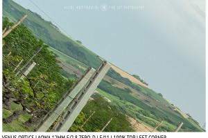 Venus Optics Laowa 12mm Zero-D | Top Left | f/11