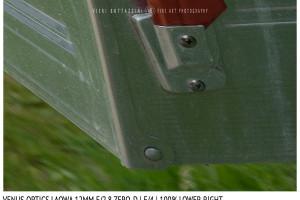 Venus Optics Laowa 12mm Zero-D | Low Right | f/4