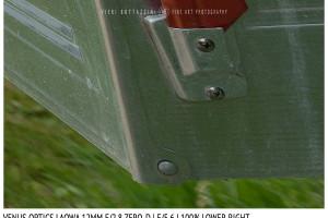 Venus Optics Laowa 12mm Zero-D | Low Right | f/5.6