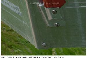 Venus Optics Laowa 12mm Zero-D | Low Right | f/8