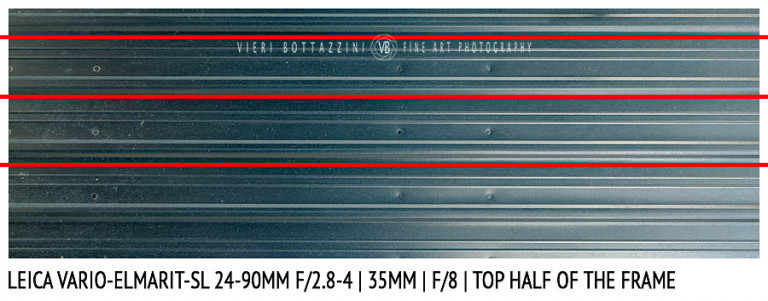 Leica Vario-Elmarit-SL 24-90mm | 35mm | Distortion | f/8