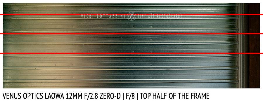 Venus Optics Laowa 12mm Zero-D | Distortion | f/8