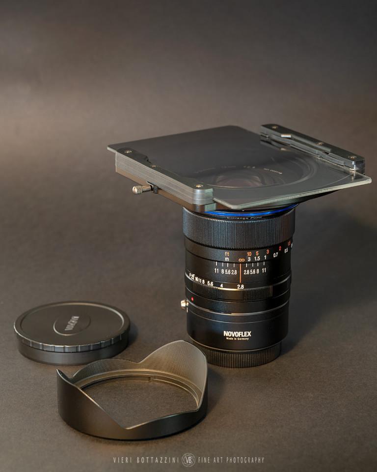 Venus Optics Laowa 12mm Zero-D | Formatt-Hitech Firecrest Ultra Filters