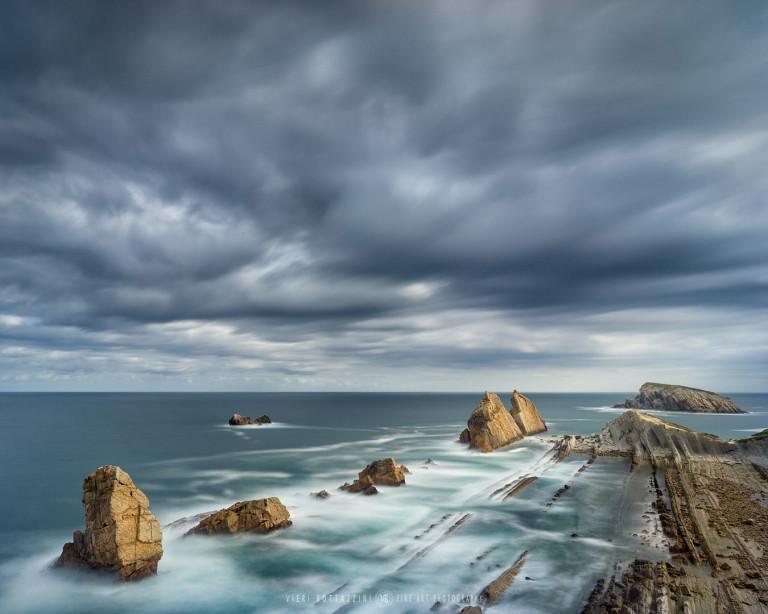 Playa de Arnia, Cantabria (Spain, 2018)