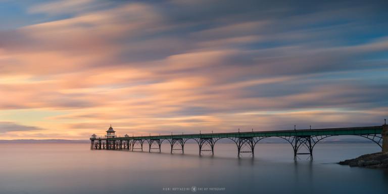 Clevedon Pier (UK, 2018)