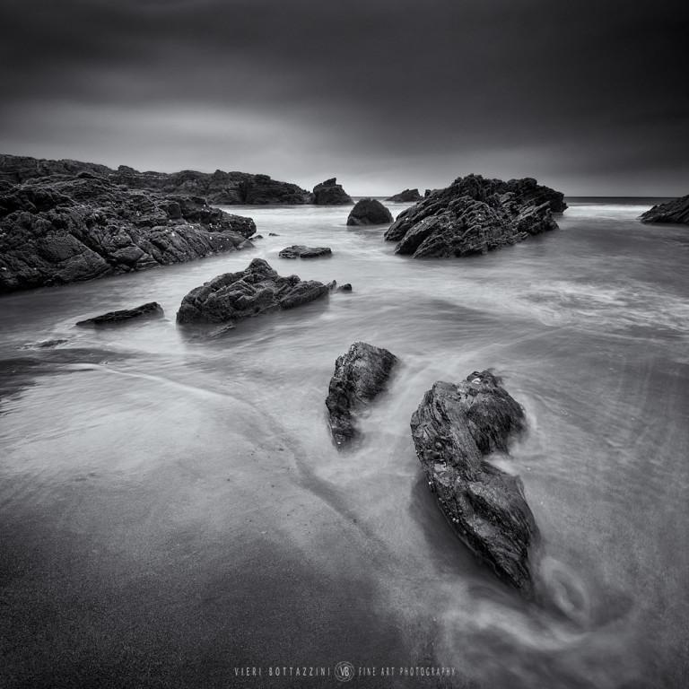 Sharrow Beach, Cornwall (UK, 2018)