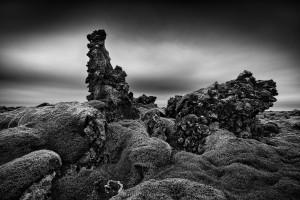 Lava fields (Iceland, 2019)