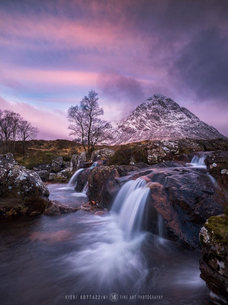 Buachaille Etive Mor, Glencoe (Scotland, 2019)
