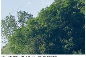 Hasselblad XCD 135mm + 1.7x | Infinity | Mid-Right | f/8