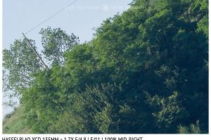 Hasselblad XCD 135mm + 1.7x | Infinity | Mid-Right | f/11
