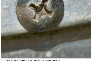 Hasselblad XCD 135mm + 1.7x | Close Focus | Corner | f/4.8