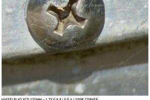 Hasselblad XCD 135mm + 1.7x | Close Focus | Corner | f/5.6