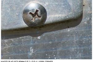 Hasselblad XCD 90mm | Close Focus | Corner | f/5.6
