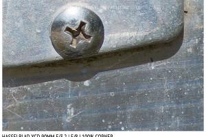 Hasselblad XCD 90mm | Close Focus | Corner | f/8