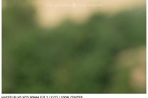 Hasselblad XCD 90mm | Close Focus | Center | f/22
