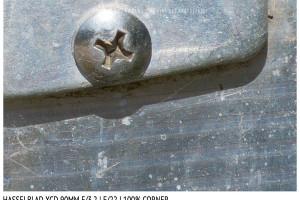 Hasselblad XCD 90mm | Close Focus | Corner | f/22