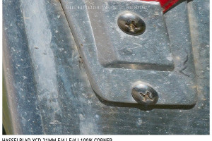 Hasselblad XCD 21mm | Close Focus | Corner | f/4