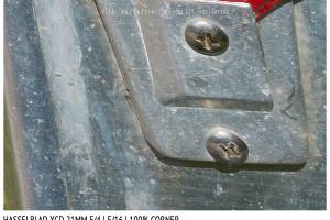Hasselblad XCD 21mm | Close Focus | Corner | f/16