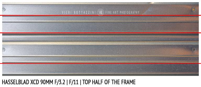 Hasselblad XCD 90mm | Distortion | f/11