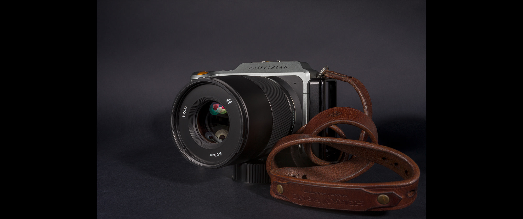 Hasselblad X1D and Hasselblad XCD 90mm f/3.2