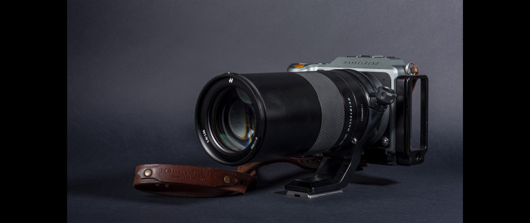 Hasselblad X1D and Hasselblad XCD 135mm f/2.8