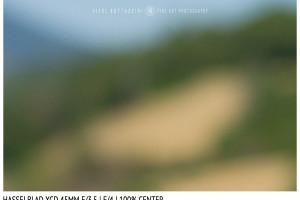 Hasselblad XCD 45mm | Close Focus | Center | f/4