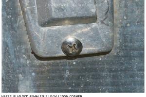 Hasselblad XCD 45mm | Close Focus | Corner | f/16