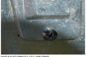 Hasselblad XCD 30mm | Close Focus | Corner | f/3.5